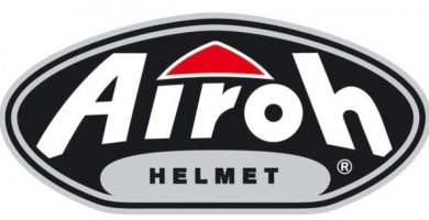 airoh logo marca de cascos de moto