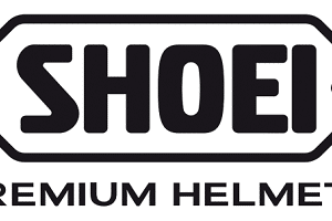 shoei logo cascos de moto