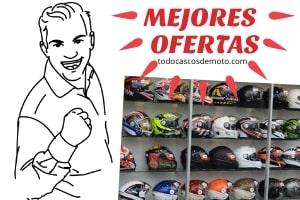 mejores ofertas cascos de moto