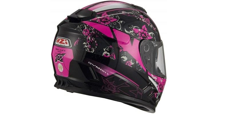 comprar casco moto mujer