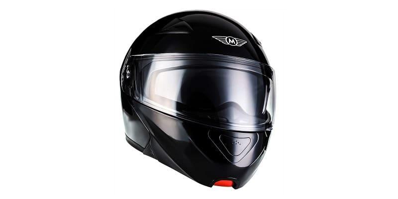 comprar casco moto f19 matt black online