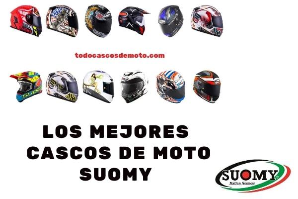 comprar cascos de moto Suomy