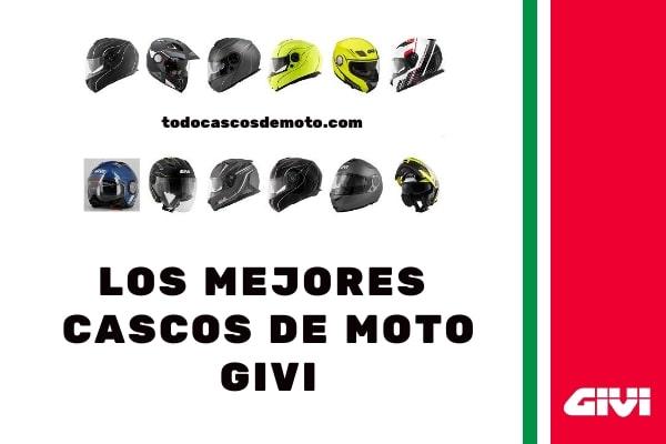 comprar cascos moto givi