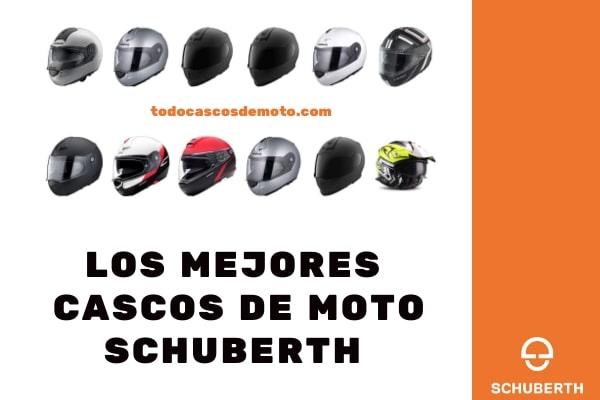 comprar cascos schuberth